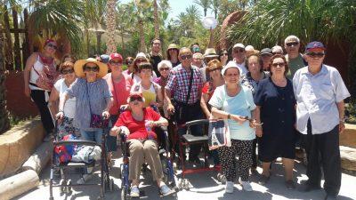 Excursión-de-la-Asociación-Parkinson-Elche-al-Rio-Safari-de-Elche