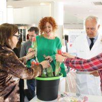Parkinson, 11 de abril de 2018 - Hospital Universitario del Vinalopó